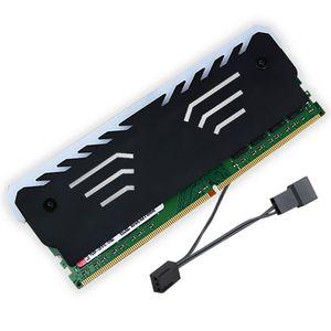 Chaleco enfriador de disipador de calor Memory-RAM RGB para DIY PC juego MOD DDR DDR3 DDR4 Accesorios