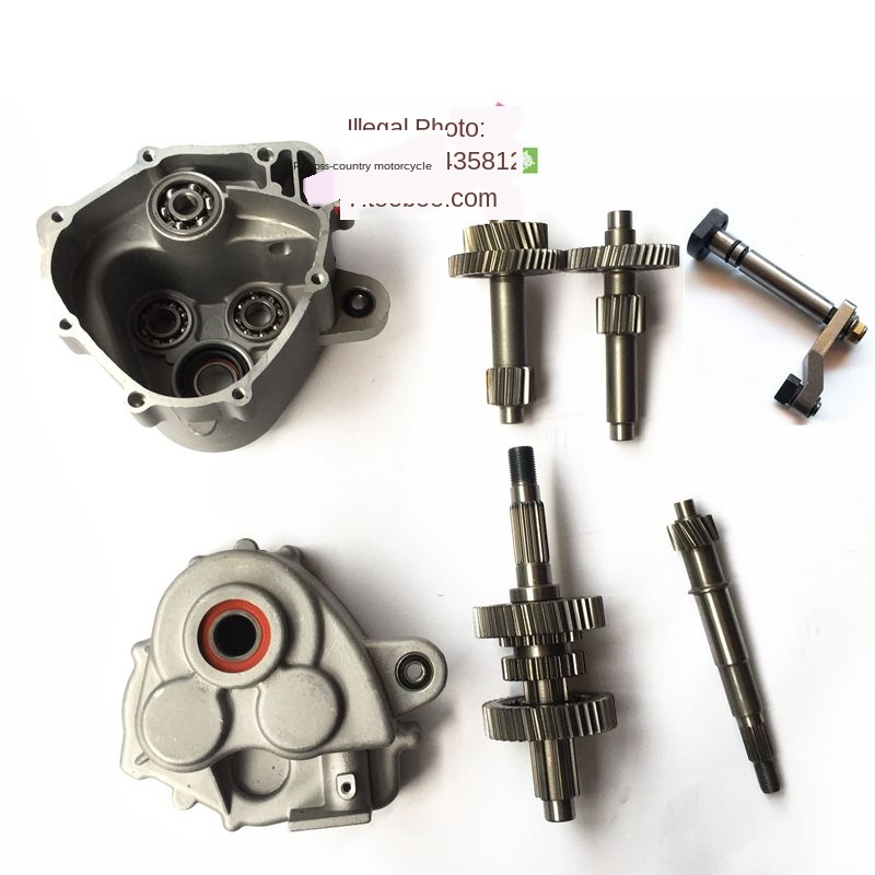 GO Karting Parts JEEP 150-200CC Wang Ye GY6 Built-in Reverse Gear Engine Transmission Gear