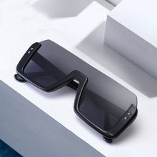 2020 Retro Designer Super Square Glasses Women Men Sunglasses Rectangle