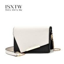ISXTW 2019 Women Bag Fashion  Messenger Bags Mini Small Square Pack Shoulder Crossbody Package Clutch Handbags/A61