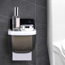 Держатель для туалетной бумаги, коробка для хранения туалетной бумаги, водонепроницаемый держатель для туалетной бумаги, полка для хранения мобильного телефона, настенная стойка, новинка
