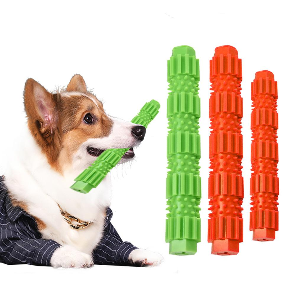 Popular Toys Pet Dogs Training Chew Pet Toys Strong Bite Resistant Toys Dogs Rubber Molar Toys For Cleaning Teeth New