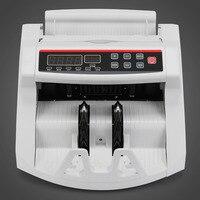 Bill Bargeld Banknote Zähler Detektor Zählen Maschine geld sorter zähler maschine kleine geld zähler geld zähler usd