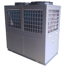 EVI low temperature increases the enthalpy of air source heat pump water heater