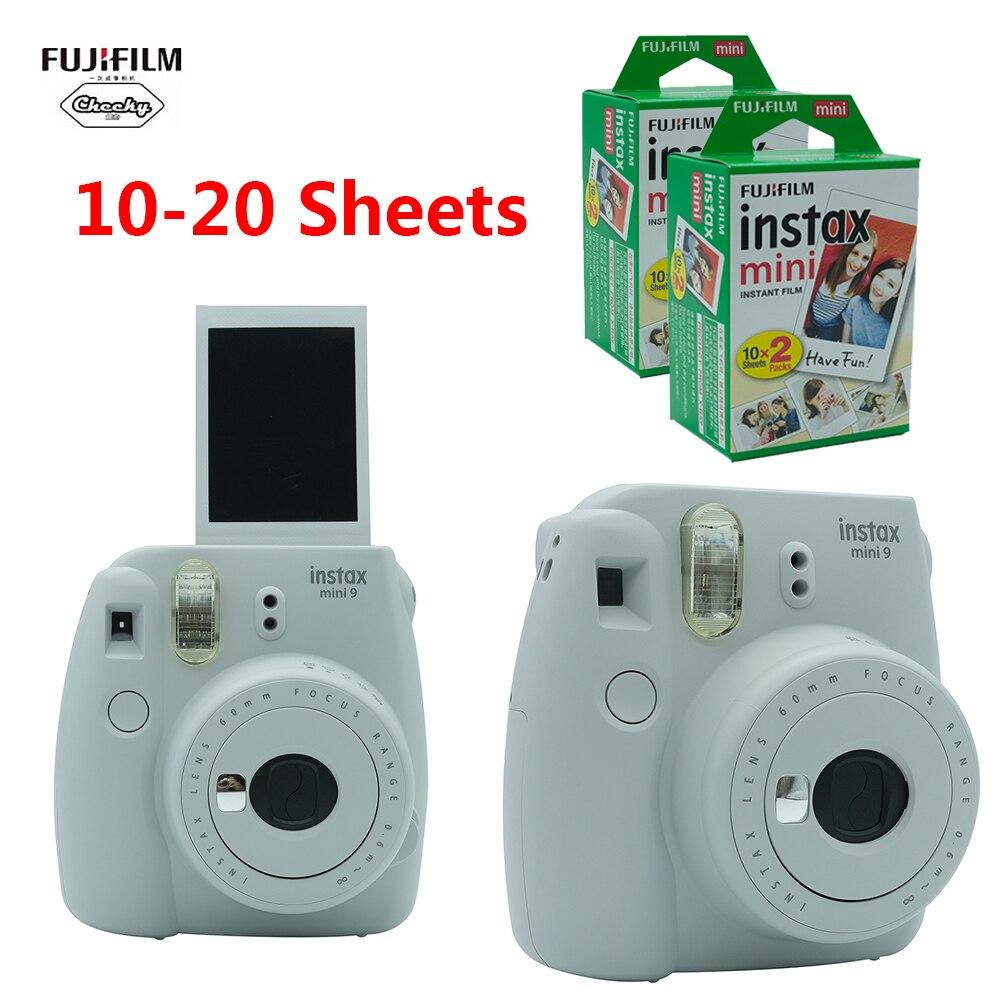Para Fujifilm Instax Mini 9 cámara de cine Bolsa De Silicona Suave Estuche Cubierta 10 en 1 Navidad