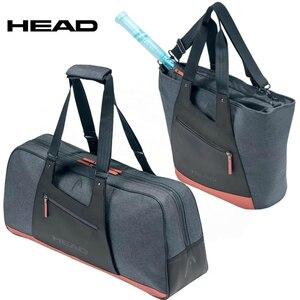 Sharapova HEAD Tennis Bag 19-20 New Women's Tennis Bag Shoulder Bag Tennis Handbag 6 Tennis Squash Rackets Sports Pack Racquets