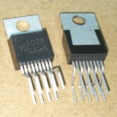 10pcs/lot YD1028 <font><b>1028</b></font> audio amplifier <font><b>IC</b></font> TO-220-9 image