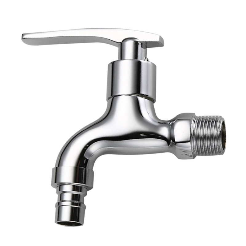 Water Faucet Stainless Washing Machine Faucet For Garden/Kitchen/Bathroom Tool