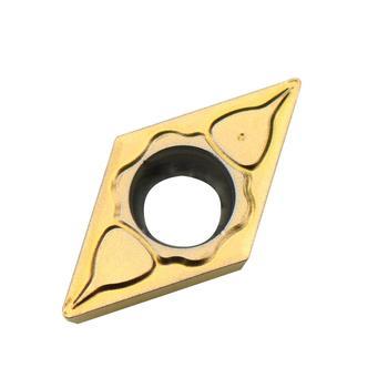 10PCS carbide inserts DCMT11T304PC TT9225 DCMT11T308PC TT9225 free shipping