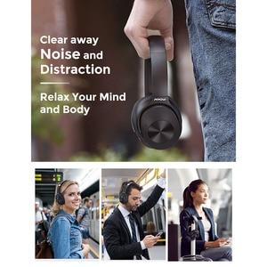 Image 4 - Mpow H12 ANC หูฟังบลูทูธหูฟังไร้สายตัดเสียงรบกวนชุดหูฟัง H Playtimes Deep BASS สำหรับสมาร์ทโฟน
