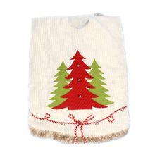 Плюшевые юбки для рождественской елки, меховой ковер, рождественские украшения, новогодние, рождественские, вечерние, праздничные украшения
