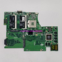 Echtes CN 0YW4W5 0YW4W5 YW4W5 DAGM7MB1AE1 w GT555M/3GB GPU Laptop Motherboard für Dell XPS L702X Notebook PC