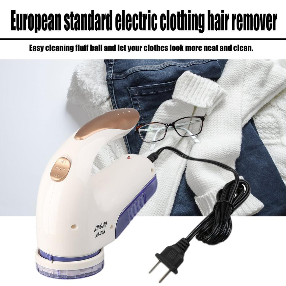 EU Plug Electric Clothes Lint Removers Fuzz Pills Shaver For Sweaters Curtains Clothing Lint Pellets Cut Machine Pill Remove