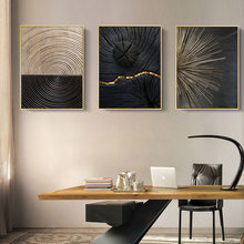 Abstract Retro Poster Home Decor Picture Nordic Canvas Painting Wall Art Luxury Minimalist Art Poster and Print for Living Room wall art canvas painting classical famous abstract picture home decor nordic print black white poster painting for living room