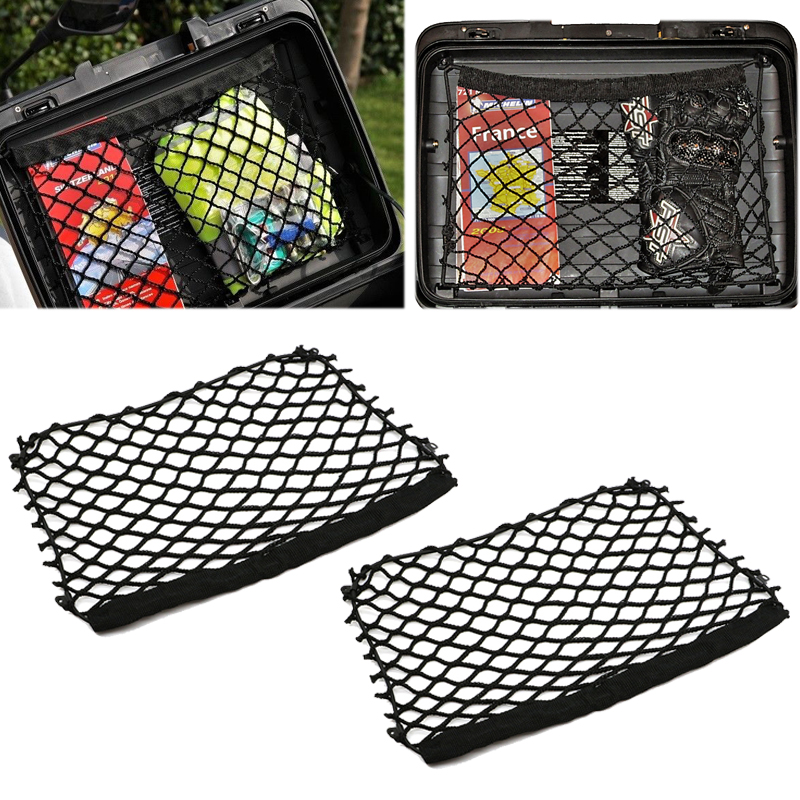 For BMW case panniers Luggage Storage Organizer Cargo Net Mesh For BMW R1200GS R1200GS R1250GS F700GS F800GS F850GS F650GS