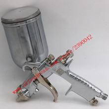 HVLP pistola pulverizadora Manual de 134G W101, Original, W 101, 0,8/1,0/1,3/1,5/1,8mm, 400ml