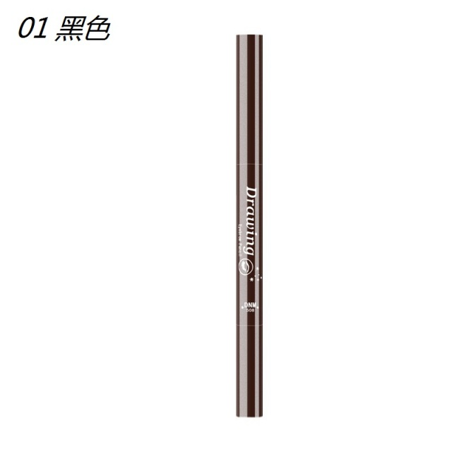 Double Headed EyeBrow Pencil Cosmetics Makeup Tint Long Lasting Paint Tattoo Eyebrow Waterproof 5 COLOR Eye Brow Makeup TSLM1 1