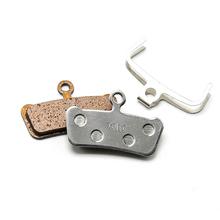 4 pary klocki hamulcowe rowerowe dla SRAM Avid X0 Trail dla SRAM przewodnik R RS RSC MTB hamulec tarczowy do roweru górskiego tanie tanio SOOCENT CN (pochodzenie) 959x4 Hydraulic Disc Brake (Hydraulic Brake Pad) Pads 37 5x23 5mm Resin Ceramics Copper Alloy Sintered (80 Metal)