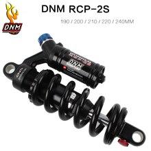 DNM RCP-2S amortisseurs de vélo moto amortisseur de vélo 190MM 200MM 210MM 220MM 240MM pièces de Suspension DH FR AM chocs vtt