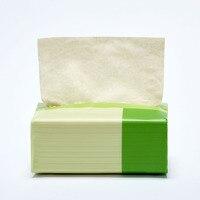 Youjia 24 Rolls Bamboo Fiber Tissue Bathroom Toilet Paper Absorbent Antibacterial Extractable Facial Tissue Health
