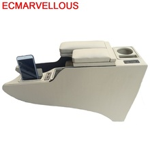 Modified Accessories Car-styling Car Arm Rest Upgraded Accessory Interior protector Styling Armrest Box 17 FOR Hyundai Verna