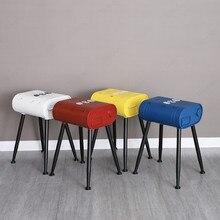 Taburetes de Metal para mesa de restaurante, taburete para restaurante, sillas de comedor, silla de barril de gasolina, decoración Industrial para taburete pequeño
