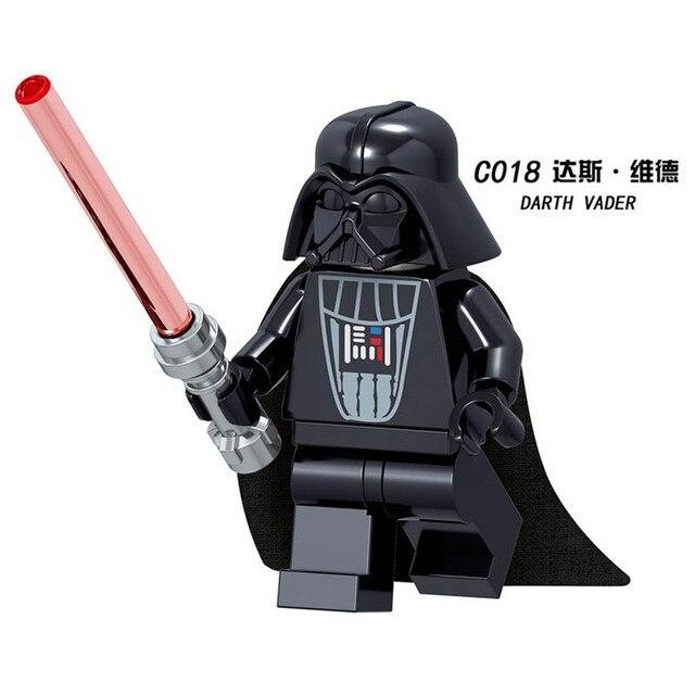Star Wars legoing Lord Building Blocks bricks toys 2