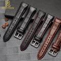 Ремешок для часов  из натуральной кожи  20 мм  для BL9002-37 05A  BT0001-12E  01A  21 мм  22 мм