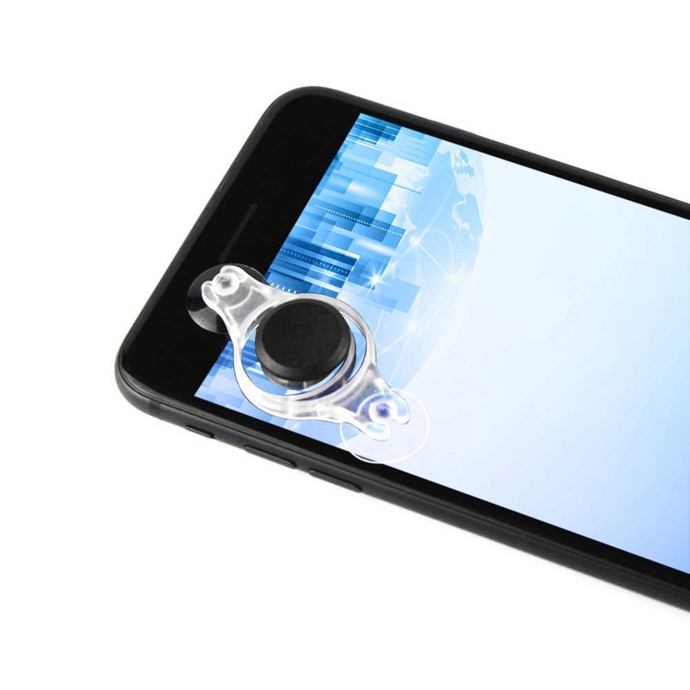 Güçlü enayi Rocker sopa oyun joystick için dokunmatik ekranlı cep telefonu Tablet