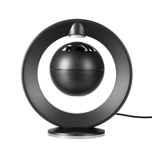 цены Magnetic Levitation Night Light Bluetooth Speaker Open Interview Design 360 Degree Stereo Surround Floating Speaker Experience