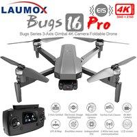 MJX Bugs 16 Pro B16 Kamera Drone 4K GPS 3-Achsen Gimbal EIS Anti-shake 5G wiFi FPV Professionelle RC Quadcopter Eders VS SG906 MAX