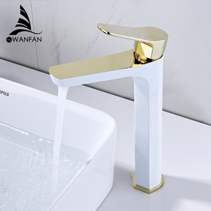 Basin Faucets Black Gold Finis