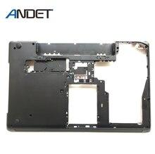 משופץ עבור Lenovo ThinkPad E530 E535 E530C E545 15W מחשב נייד תחתון בסיס כיסוי נמוך יותר מקרה 04W4110 AM0NV000700
