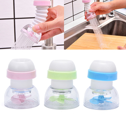 Hot 1pc Kitchen 360 Degree Rotating Water Filter Gadgets Extendable Spray Water Saving Kitchen Accessories Kitchenware