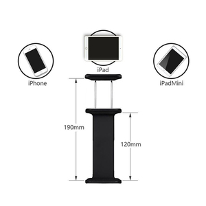 """Image 3 - 4.6"""" 11"""" Phone Tablet Holder Support Mount Stand for iPhone iPad Monitor Compatible for DJI Mavic 2 Spark Remote Contoller"""