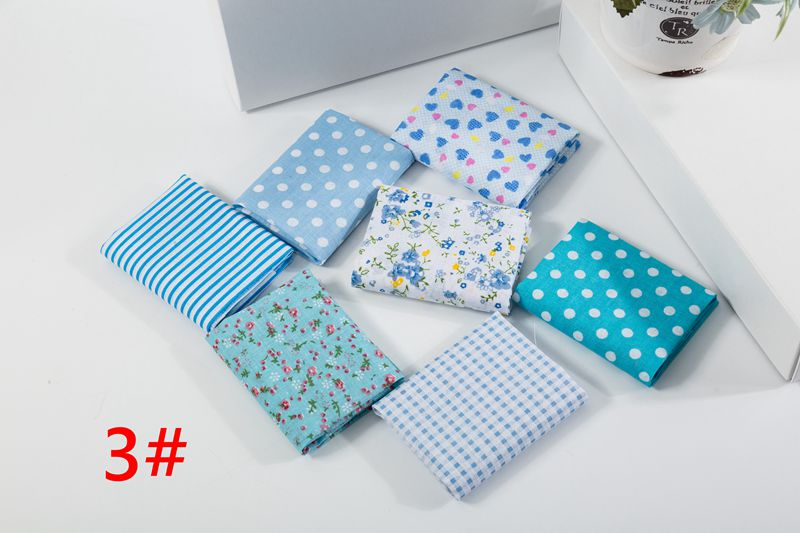 Hbfd86c8ceebb4160955e959226397d816 25x25cm and 10x10cm Cotton Fabric Printed Cloth Sewing Quilting Fabrics for Patchwork Needlework DIY Handmade Accessories T7866