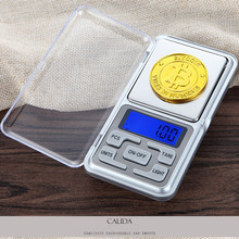 Scale Digital Balance Electronic Pocket 0.01g Precision Mini Jewelry Weighing  for Kitchen 200g