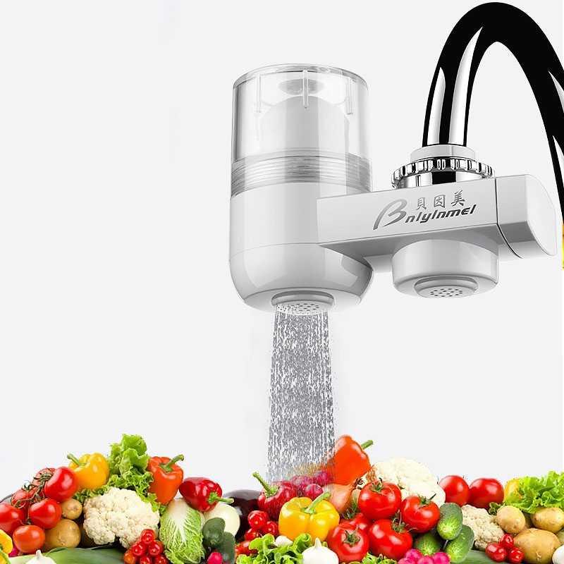 水道水フィルター蛇口ホームキッチン蛇口水フィルター健康セラミックカートリッジタップ浄水器フィルター家庭用