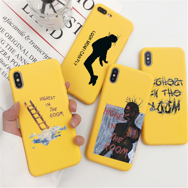 TRAVIS SCOTT IPHONE CASE (24 VARIAN)
