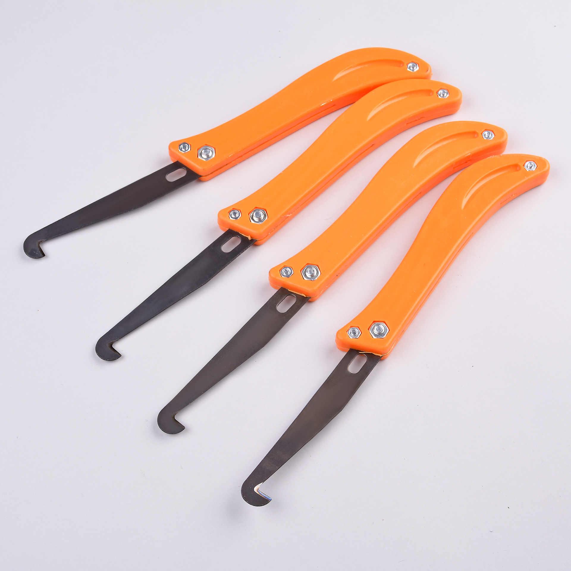 1PC Professional Lücke Haken Messer Fliesen Reparatur Werkzeug Alt Mörtel Reinigung Staub Entfernung Stahl Bau Hand Werkzeuge