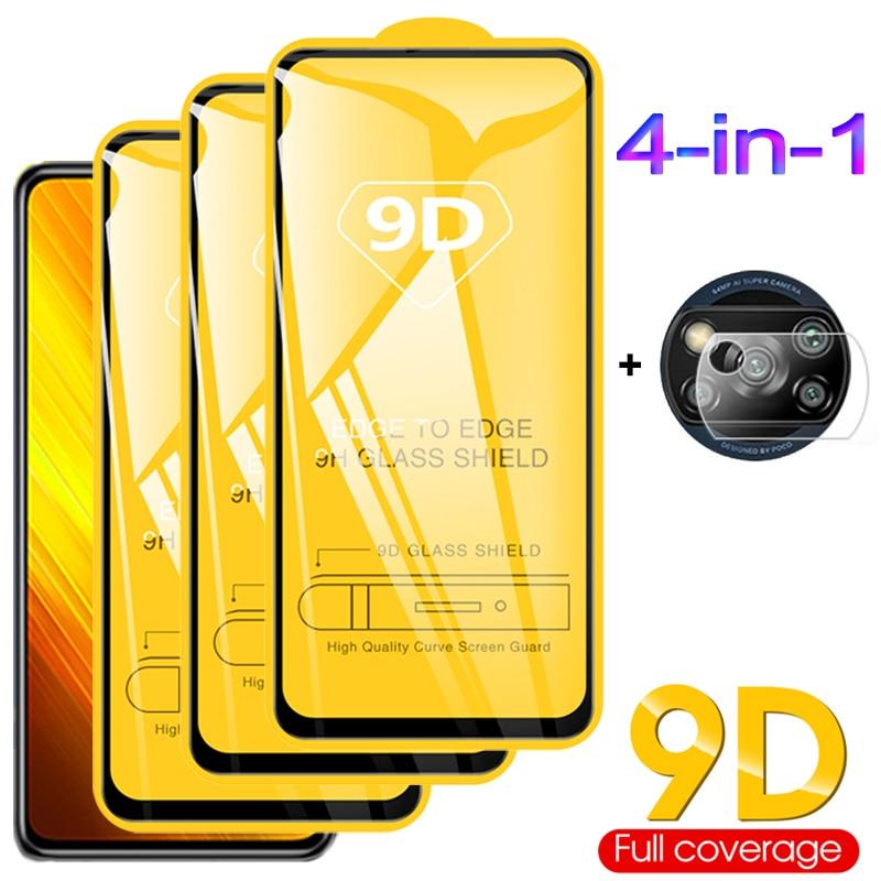 4-en-1,cristal templado poco x3 nfc vidrio templado pocophone f2 pro protector pantalla poko f2 pro xiaomi poco x3 glass poco x3