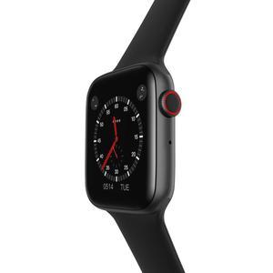 Image 1 - Smart Horloge Serie 4 Mannen Vrouwen Iwo 8 Lite Iwo 10 Hartslagmeter Call Bericht Herinnering Voor Android Apple pk P68 A1 Smartwatch