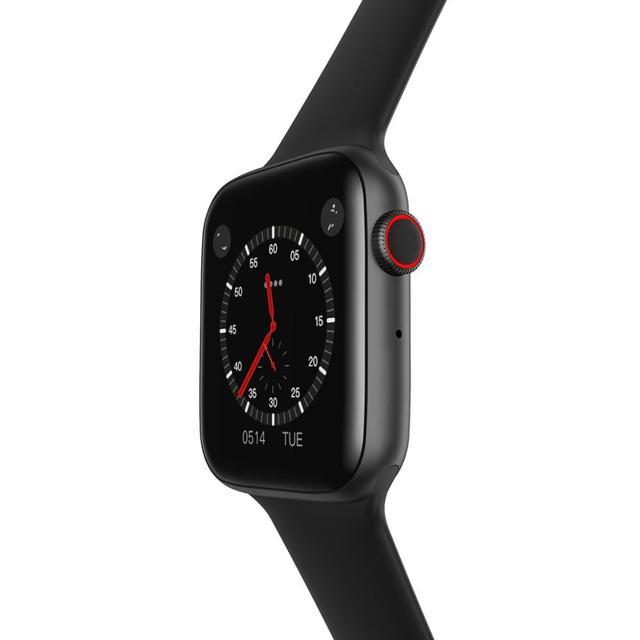 Smart Horloge Serie 4 Mannen Vrouwen Iwo 8 Lite Iwo 10 Hartslagmeter Call Bericht Herinnering Voor Android Apple pk P68 A1 Smartwatch