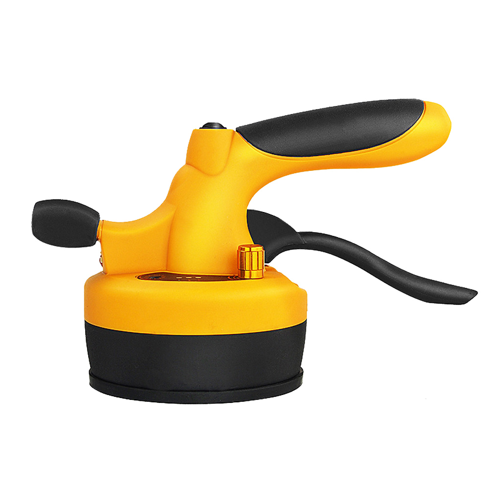 Tile Professional Tiling Tool Machine Vibrator Suction Cup Adjustable For 60X60cm DIN889
