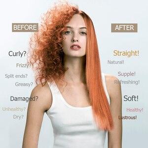 Image 2 - Pure Keratin Smoothing 8% Formlain Repair Damaged and Make Hair Soft Shine High Quality Salon Styling Hair