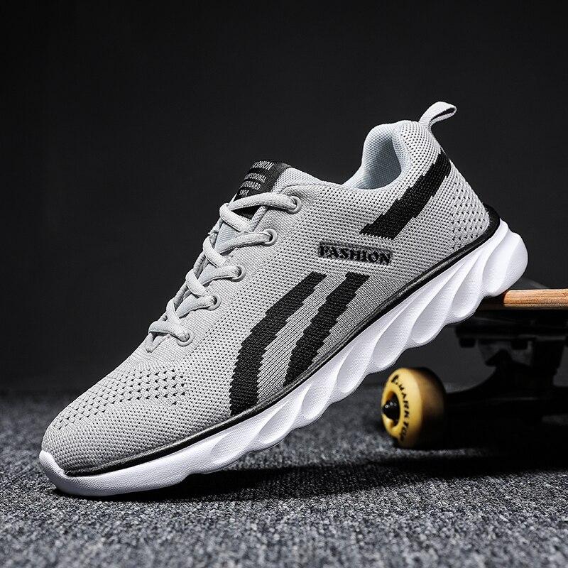 NIKEZI hombre oficial Original correr Athleisure deporte ocio caminar zapatillas malla moda calle Casual zapatos Balenciaca