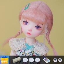 Fairyland Littefee Mio 1/6 BJD Doll Doll DP Body Resin Toys for Kids Full Set FL MNF LTF YOSD Tiny Baby Doll