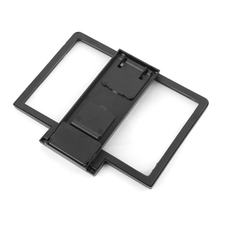 NEW 3D Screen Amplifier Mobile Phone Magnifying Glass HD Stand For Video Folding Screen Enlarged Eyes Protection Holder L69A