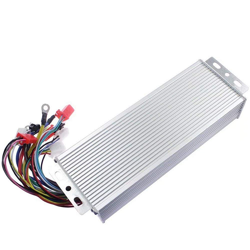 72V Brushless Speed Motor Controller For Electric Bicycle E-Bike & Scooter