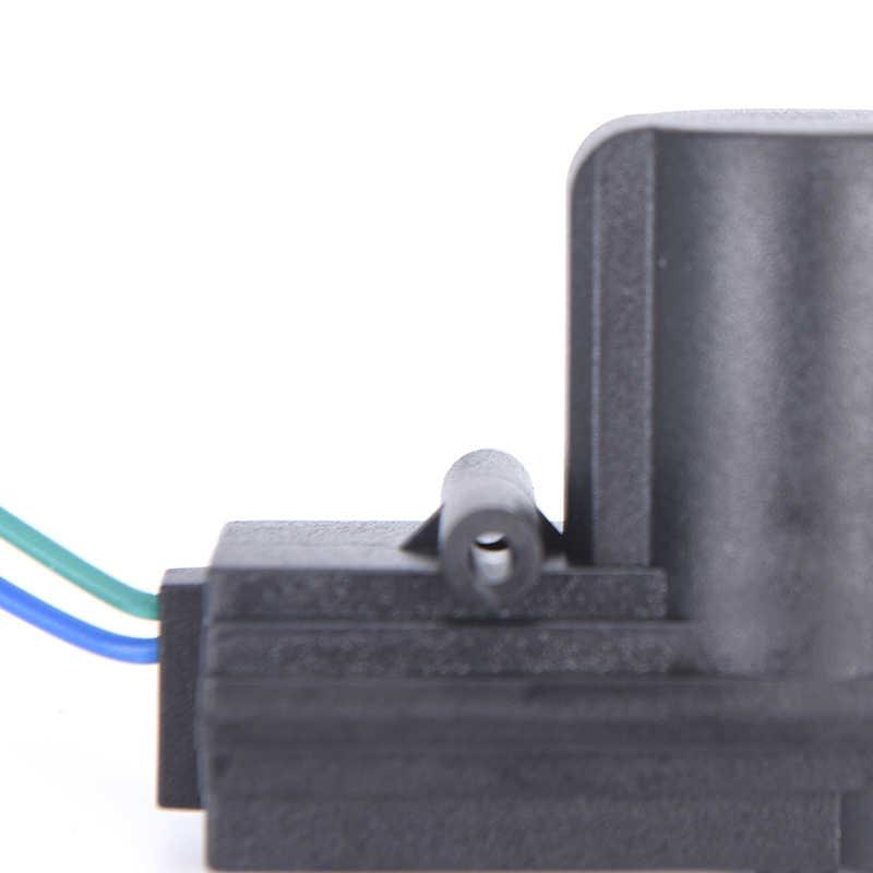 System alarmowy Slave siłownik elektromagnetyczny centralny zamek pojazd silnikowy akcesoria centralny narzędzia blokujące DC 12V 2 drzwi z drutu silnika/Pop